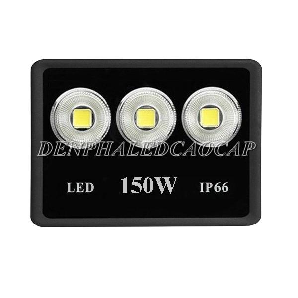 3 chip LED COB chóa phản quang sâu