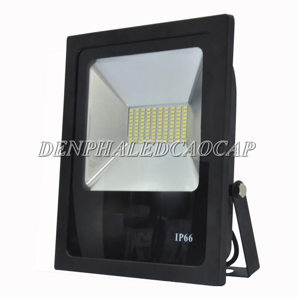 Thân hợp kim nhôm của đèn pha LED F6-10