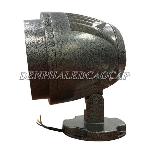 Tản nhiệt phía trên thân đèn pha LED F3-30