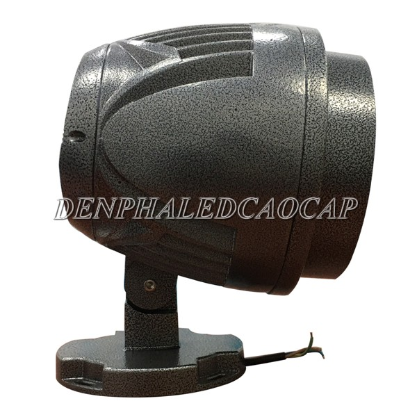 Nguồn LED tích hợp trong thân đèn pha LED F3-80