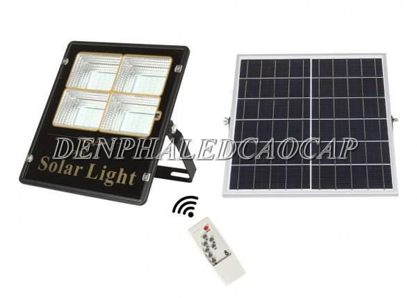 Đèn pha LED năng lượng mặt trời 90w