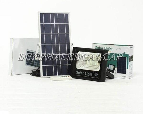 Đèn đường LED năng lượng mặt trời 25w