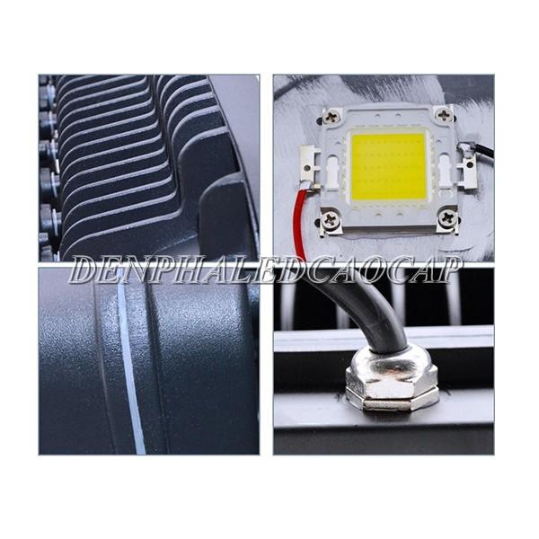 Cấu tạo đèn pha LED F11- 400
