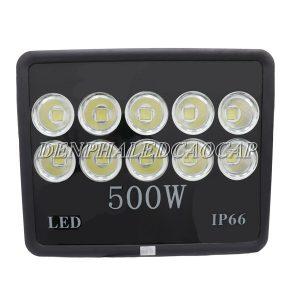 Mắt trước đèn chứa 10 chip LED COB