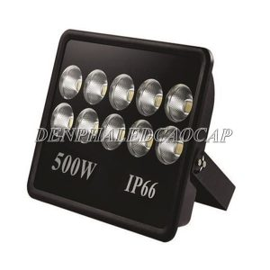 Kiểu dáng đèn pha LED F10-500