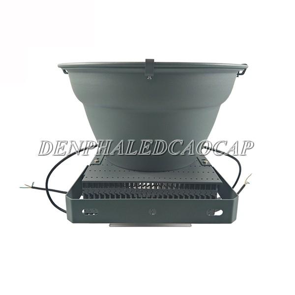 Cấu tạo vỏ đèn pha LED P31-200