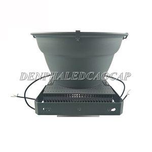 Đèn pha led F31-300 thiết kế chóa sâu