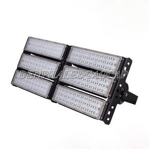 Kiểu dáng thân đèn pha LED F12-300