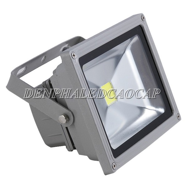 Đèn pha led 20W ip66 ánh sáng trắng