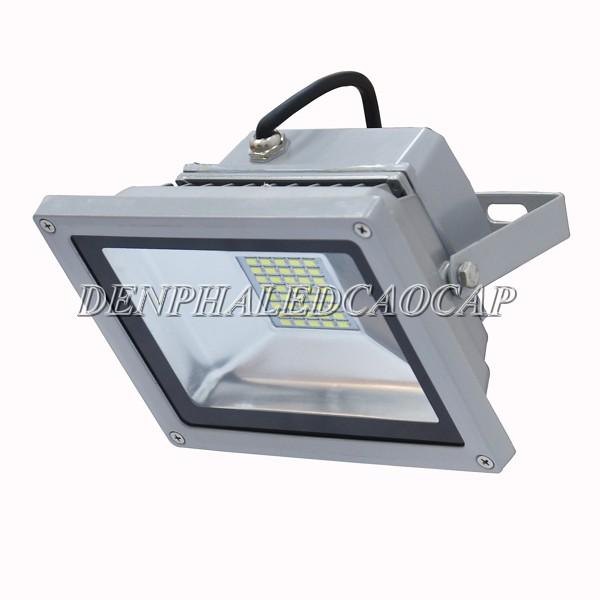 Đèn pha LED 50W ánh sáng xanh ip66 chip LED SMD