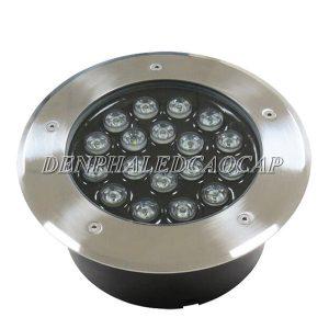 100 đèn pha LED âm sàn 1W, 3W, 12W…50W giá TỐT nhất