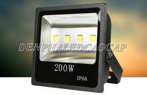 Bảng giá 99+ đèn pha LED vuông đủ WATT RẺ nhất 2021