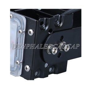 Cấu tạo đèn pha LED F12-200 chắc chắn