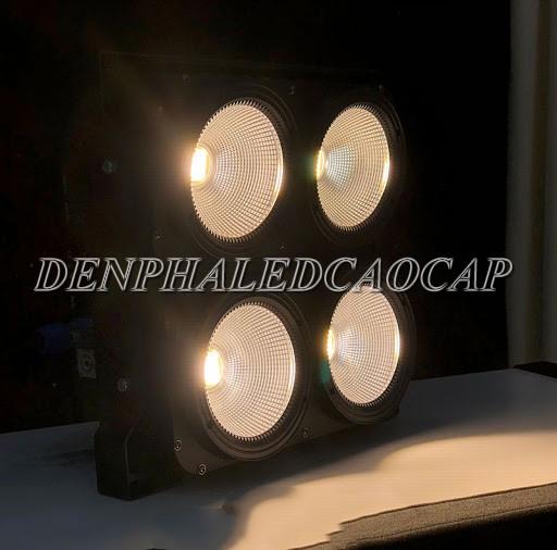 Dàn đèn sân khấu Par COB 4 bóng