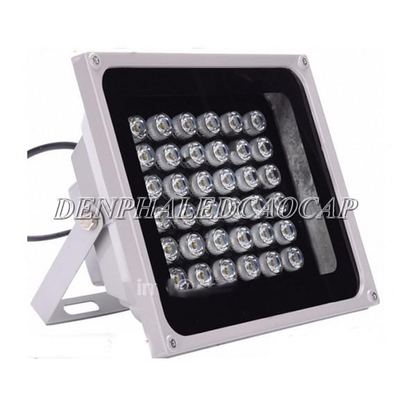 Đèn pha LED RGB chống nước 50W
