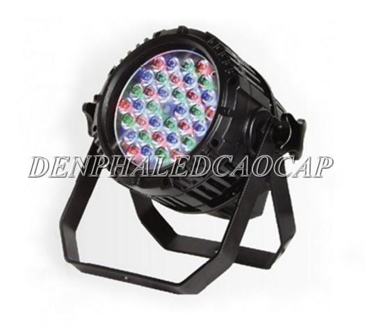 Đèn pha LED chiếu màu 36 bóng RGB