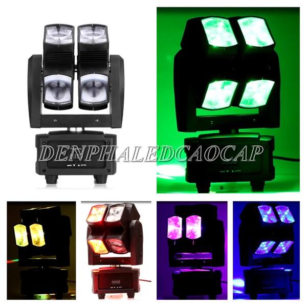 Đèn pha LED sân khấu 8 mắt