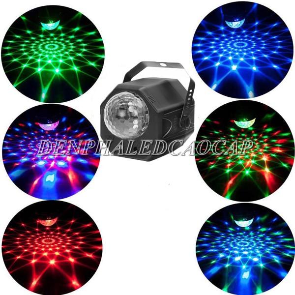 Đèn pha LED sân khấu đám cưới mini