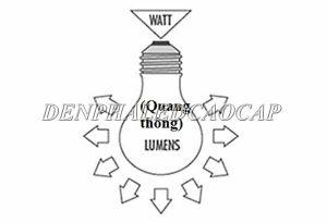 Quang thông đèn LED – Tổng hợp 7 thông tin A-Z về quang thông