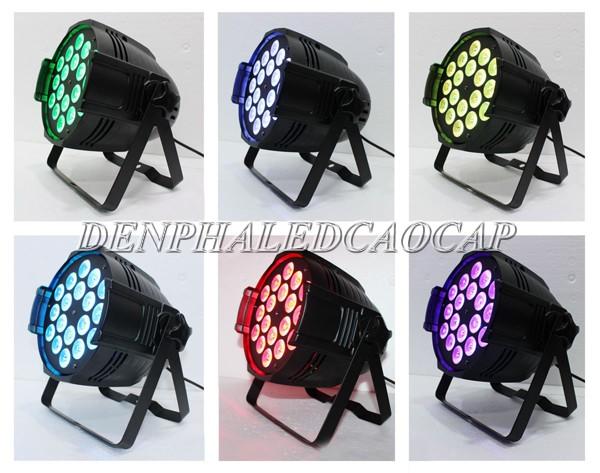 Đèn LED sân khấu đa năng 18 bóng