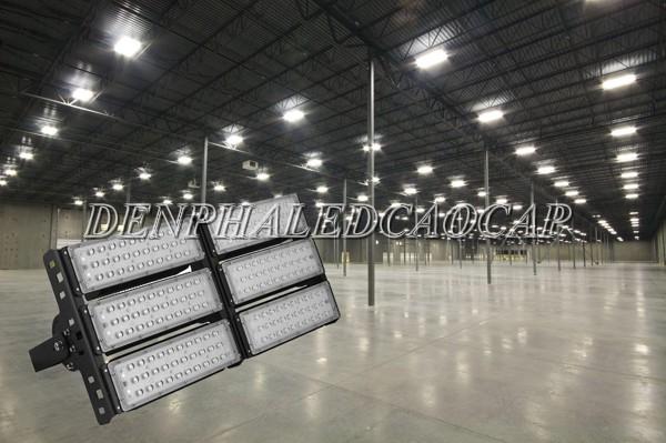 Đèn pha LED công nghiệp nhà xưởng 300W