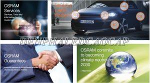 Chip led Osram: 10 thông tin tổng hợp A – Z về LED Osram