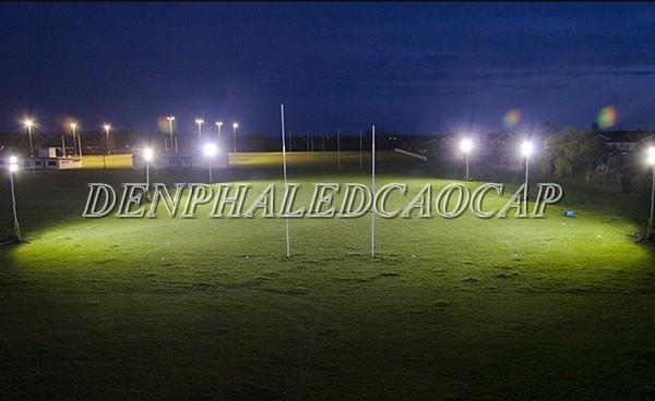 Ứng dụng đèn pha LED 600W cao cấp
