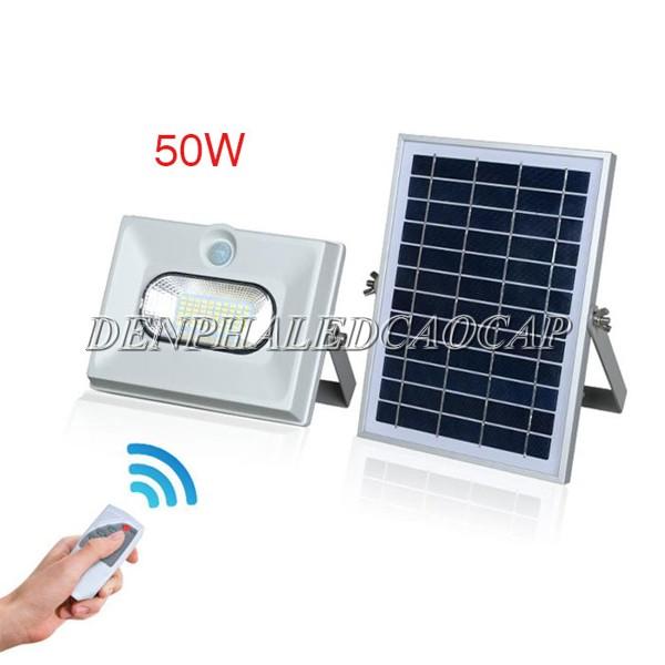 Đèn điện năng lượng mặt trời 50W FL0860