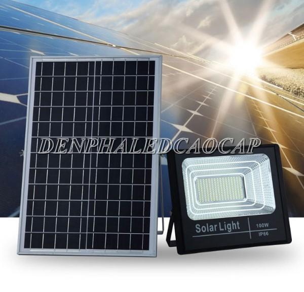 Đèn pha LED năng lượng mặt trời 50W Solar Light