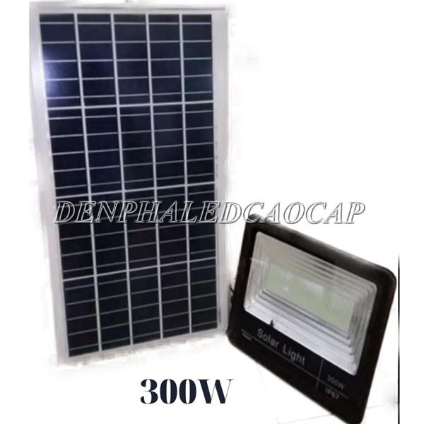 Đèn pha LED năng lượng mặt trời 300W IP67