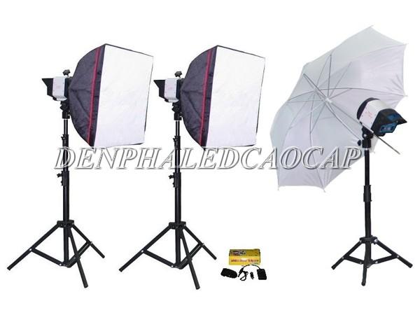 Bộ đèn studio chụp ảnh sản phẩm GODox