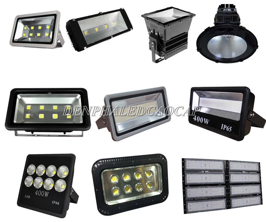 Đèn pha LED 400W, đèn pha 400W cao câp