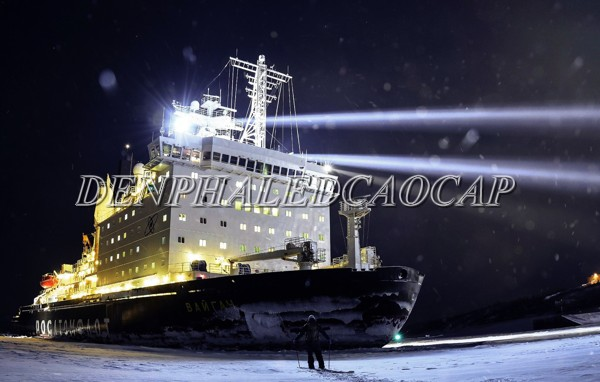 Đèn pha LED cho tàu biển 200W